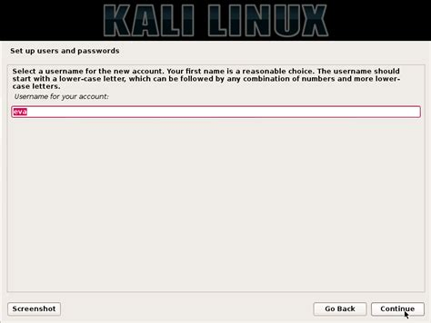 tutorial kali linux mini installing kali linux hard disk and mini iso