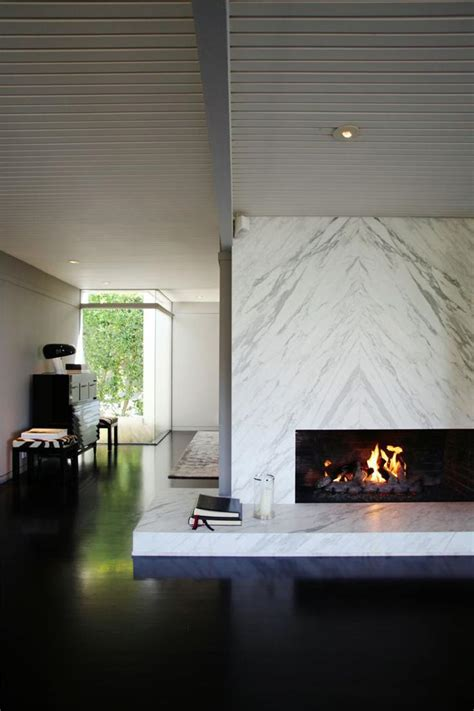 Dpages A Design Publication For Lovers Of All Things Modern Marble Fireplace