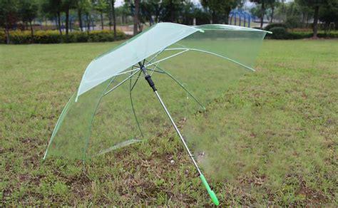 Payung Transparan Pvc 8 Bone 75cm Terbaru payung transparan pvc 8 bone 75cm transparent