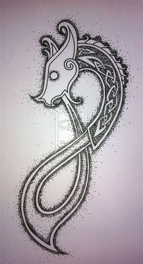 celtic dragon tattoo design celtic tattoos designs cool tattoos bonbaden