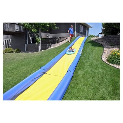 water slide sections rave sports turbo chute 20 section target