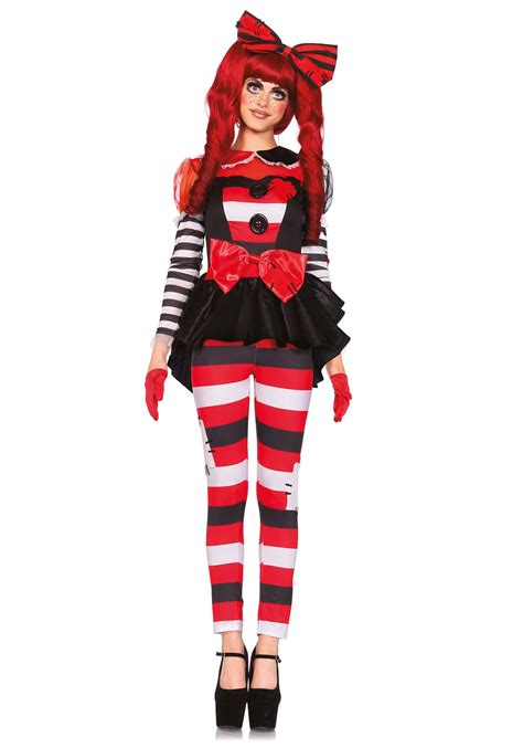 rag doll dress leg avenue 85443 rag doll costume s leg