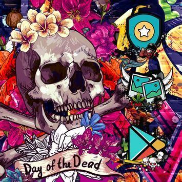 rock skull wallpaper graffiti apk