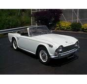 1967 Triumph TR4A Values  Hagerty Valuation Tool&174