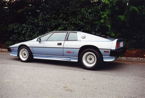 free service manuals online 1986 lotus esprit engine control service manual 1986 lotus esprit speedometer repair buy used 1986 lotus esprit s3 coupe 2