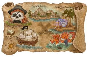 Kids Pirate Bedroom Ideas Pirates Map Thedoodlediner
