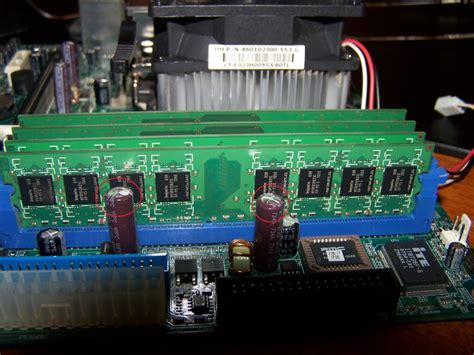 what do capacitors do on motherboard m8300f capacitors bad hp support forum 409901
