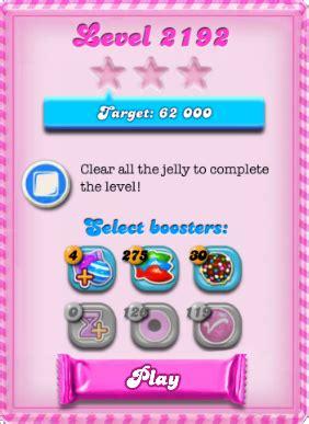 candy and crush: candy crush saga level 2192