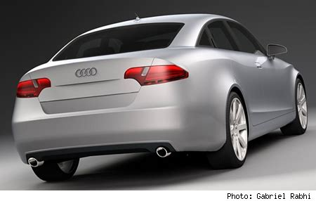 going odd: audi a7 renderings autoblog