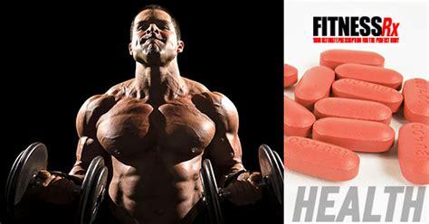 ibuprofen   effect  post weight training