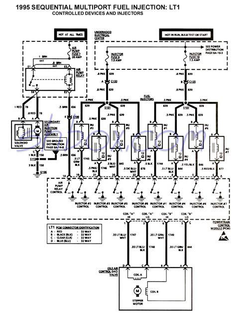 lt1 wiring harness ls1lt1 forum lt1 ls1 camaro