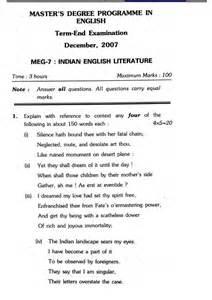 Ignou Confirmation Letter June 2014 Ignou Meg Question Papers Dec 2017 2018 Studychacha