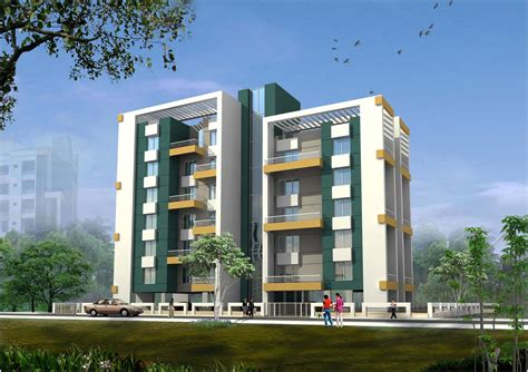 residential appartments manas dreams pune maharashtra india residential