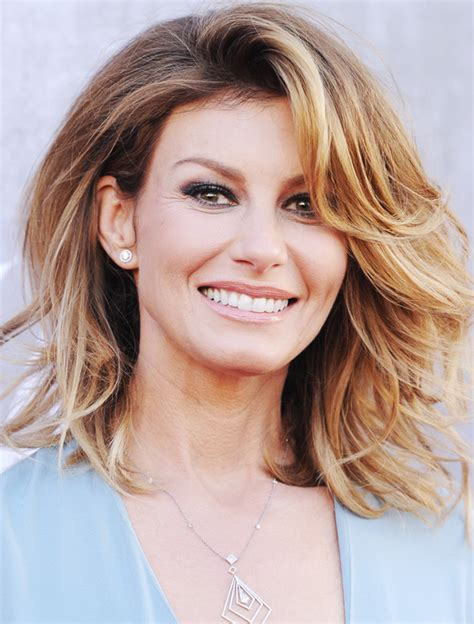 Inspire Hair Style Books With Pictures by Faith Hill Hair Styles Hairstyle 2013