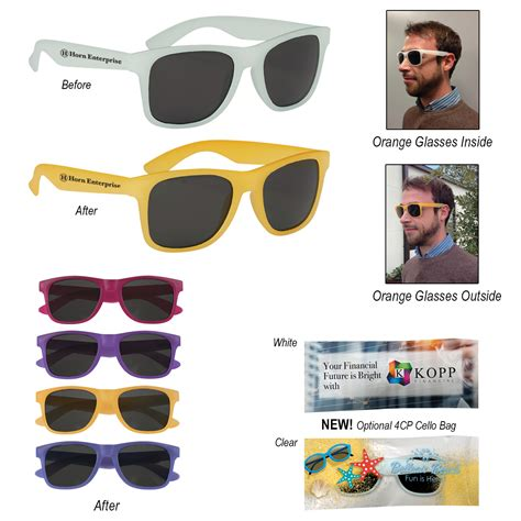 Sunglasses Change Colour By Your Command by 6210 Color Changing Malibu Sunglasses