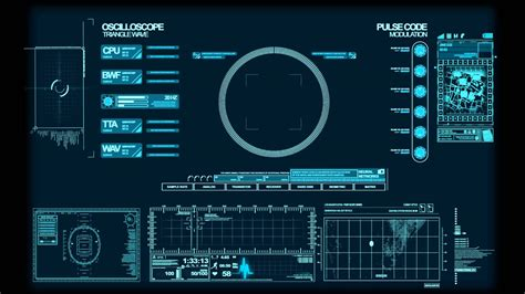 after effects template free iron man holographic download interfaces and holograms 2 youtube