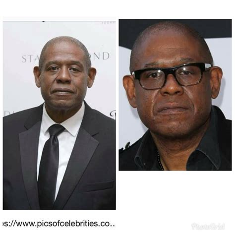 forest whitaker and his brother forest whitaker has a brother who looks so much like him