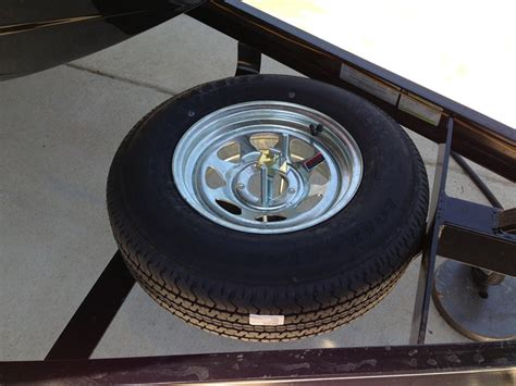 best boat trailer for beach launching fulton economy spare tire carrier with lock fulton trailer