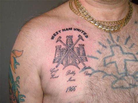 west ham tattoo designs tatuaggio west ham pictures to pin on