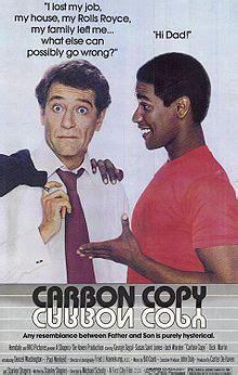 denzel washington comedy carbon copy 1981 film denzel washington s debut
