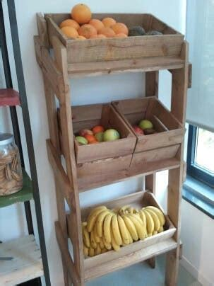 estanterias  fruta estante fruteria modulos de segunda mano en sabadell en wallapop
