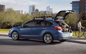 2015 Subaru Impreza Wagon Subaru Impreza Sport 2015 Impreza Hatchback 2015