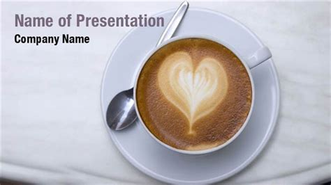 Coffee Cup Powerpoint Templates Coffee Cup Powerpoint Backgrounds Templates For Powerpoint Coffee Powerpoint Template Free