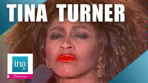tina turner better be to me tina turner quot better be to me quot live officiel