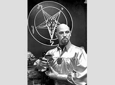 Anton LaVey and Hotel California Inside Church Of Satan