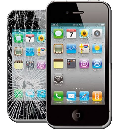 imagenes para celulares quebrados conserto de telefone celular iphone 4 4s tela display