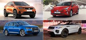 is there a new cars coming out new 2016 cars coming out models and most important