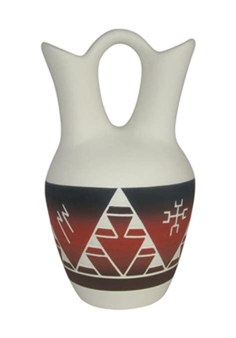 Navajo Wedding Vase Story by Blue Wedding Vase
