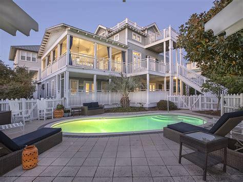 Morning Star Old Florida Beach Stunning Vrbo Santa Rosa Florida House Rentals