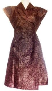 Kaos Superman Kimono Lengan Pendek Baju Pasangan javanese batik clothes trend bj btk 108 baju batik kerah tumpuk