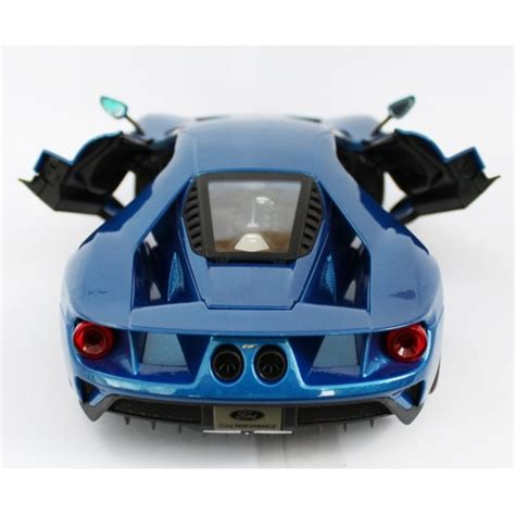 Maisto Diecast Maisto 1 maisto ford gt blue 1 18 scale diecast car maisto from