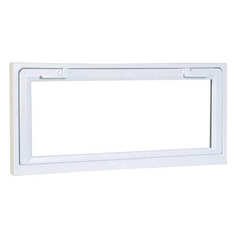 basement hopper window american craftsman 31 75 in x 14 75 in 50 series hopper