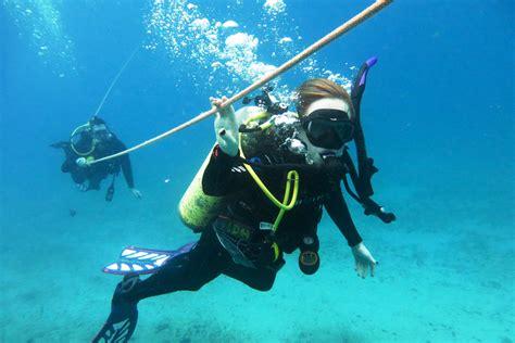 dive scuba padi dive courses on oahu hawaii island divers hawaii