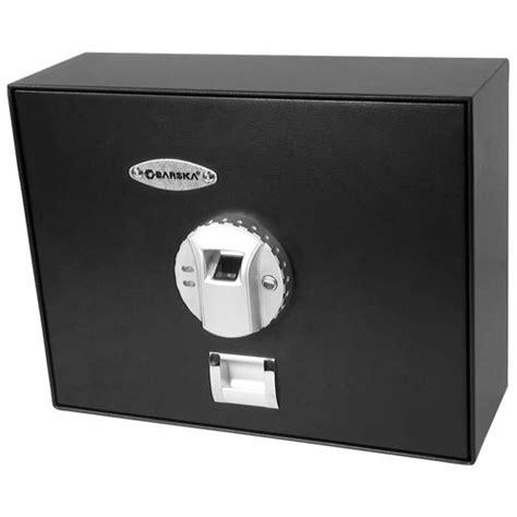 Biometric Drawer Safe by Barska Top Opening Biometric Drawer Safe