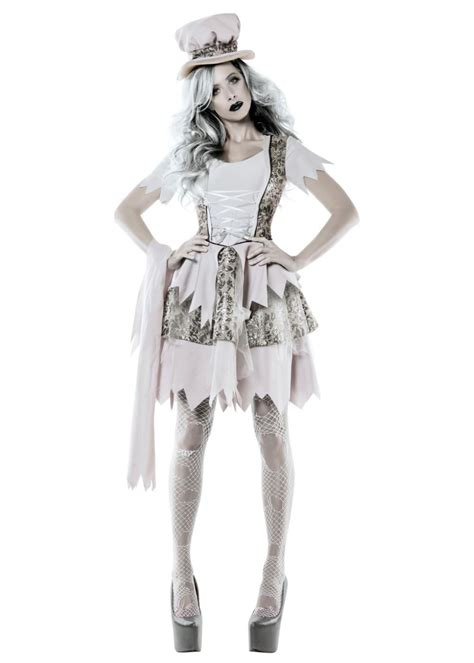 victorian ghost lady womens costume ghost costumes