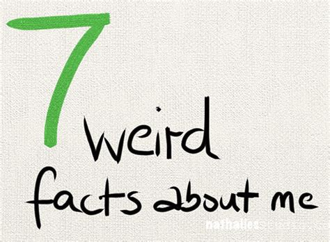 7 Things About Me by 7 Facts About Me N Studio