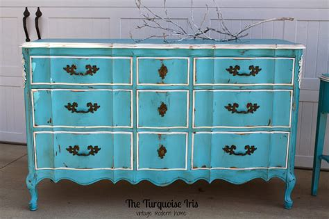 Turquoise Bedroom Furniture by The Turquoise Iris Furniture Turquoise