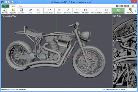 2d Cad Software Reviews meshmagic 3d is a simple stl viewer and editor from