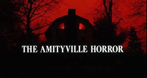 The Horror dreams are what le cinema is for the amityville horror
