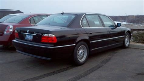 2001 bmw 740il review review 2001 bmw 740il 171 car and truck reviews 171 reviews