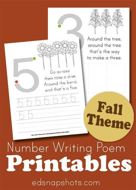 theme poem maker best 25 number tracer ideas on pinterest alphabet