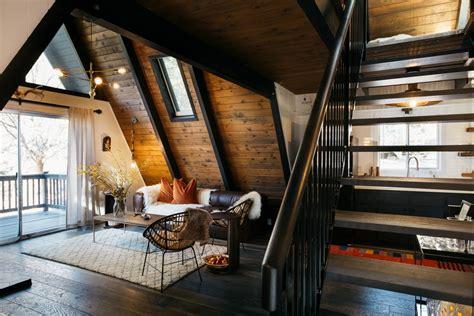 a frame house plans home interior design 1970s a frame cabin transformed into light filled modern
