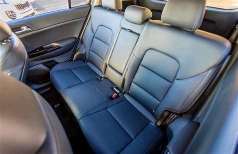 How Many Seats Does The Kia Sorento How Many Passengers Does The Kia Sportage Seat