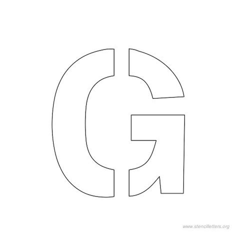 printable 1 inch letter stencils pin stencil letters v printable free stencils org on pinterest