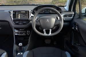 Peugeot 208 Inside Peugeot 208 Road Test Pictures Auto Express