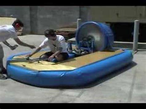 unf hovercraft test 4 youtube